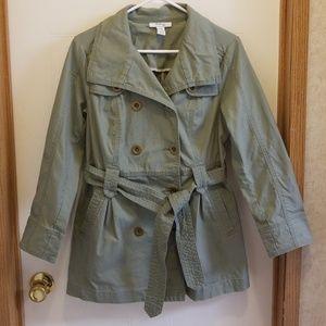 Green Petite style & company Jacket